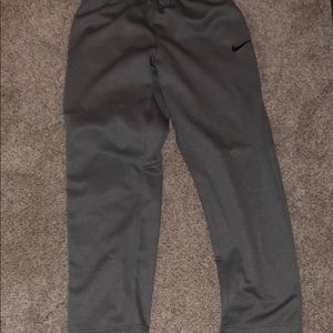 Nike Grey Dri-Fit Sweatpants